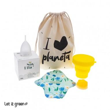Kit íntimo Cero Plástico
